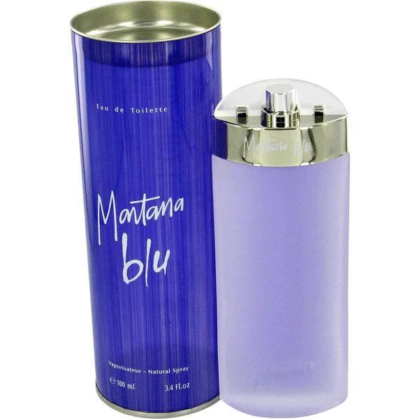 Montana Blu аромат для женщин