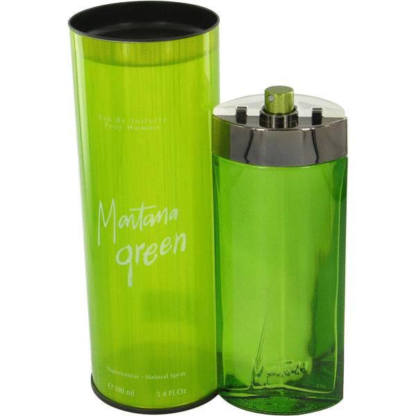 Montana Green аромат для мужчин