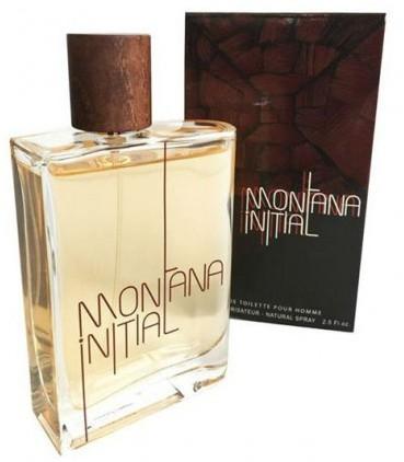 Montana Initial аромат для мужчин