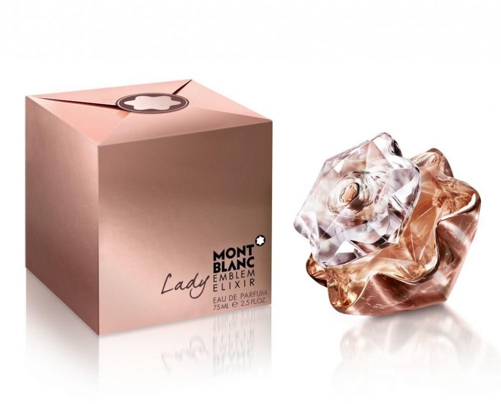Montblanc Lady Emblem Elixir аромат для женщин