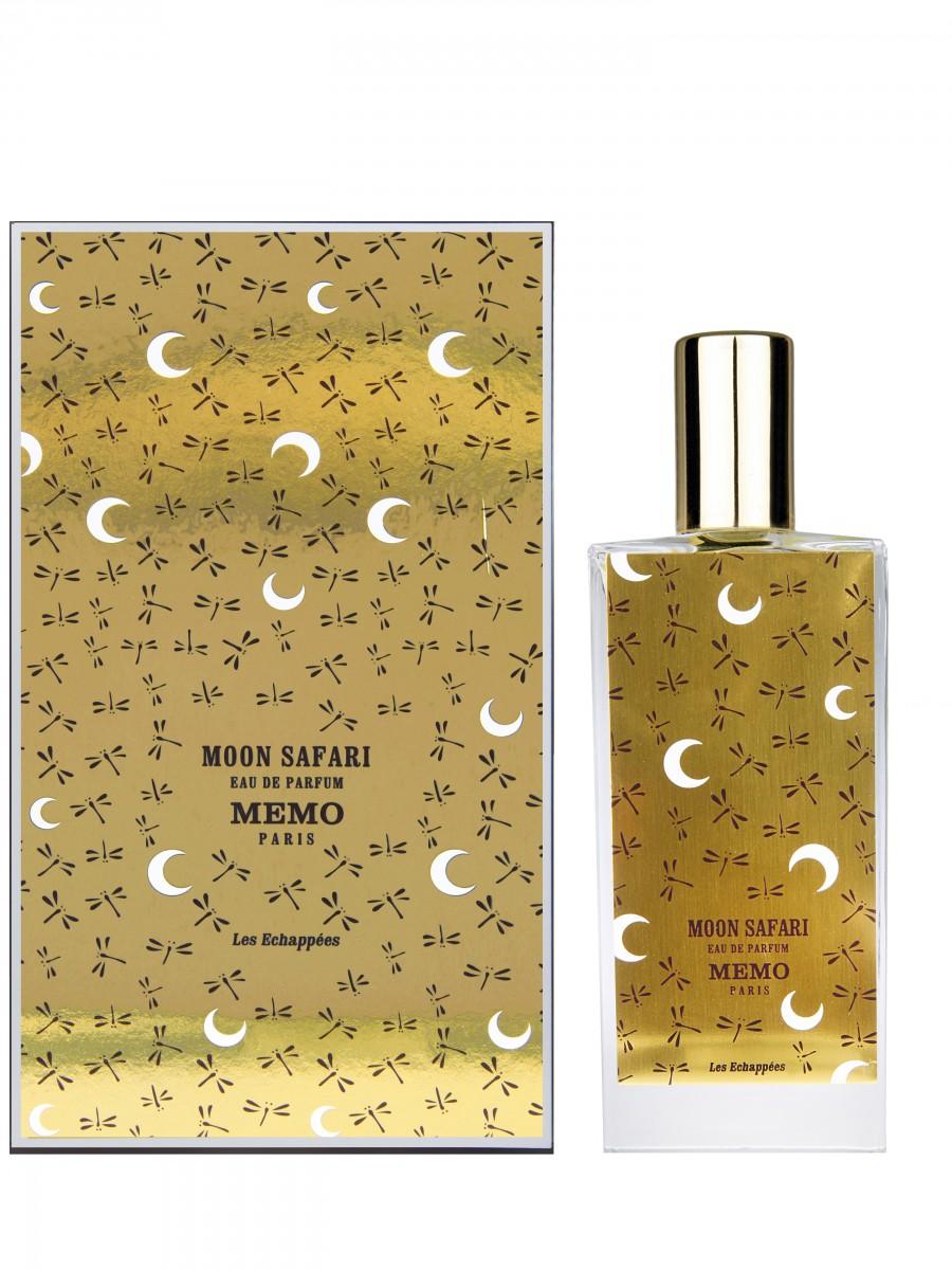 Memo Moon Safari аромат для мужчин и женщин
