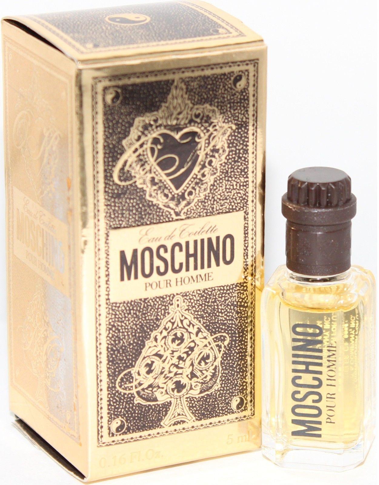 Moschino pour Homme аромат для мужчин