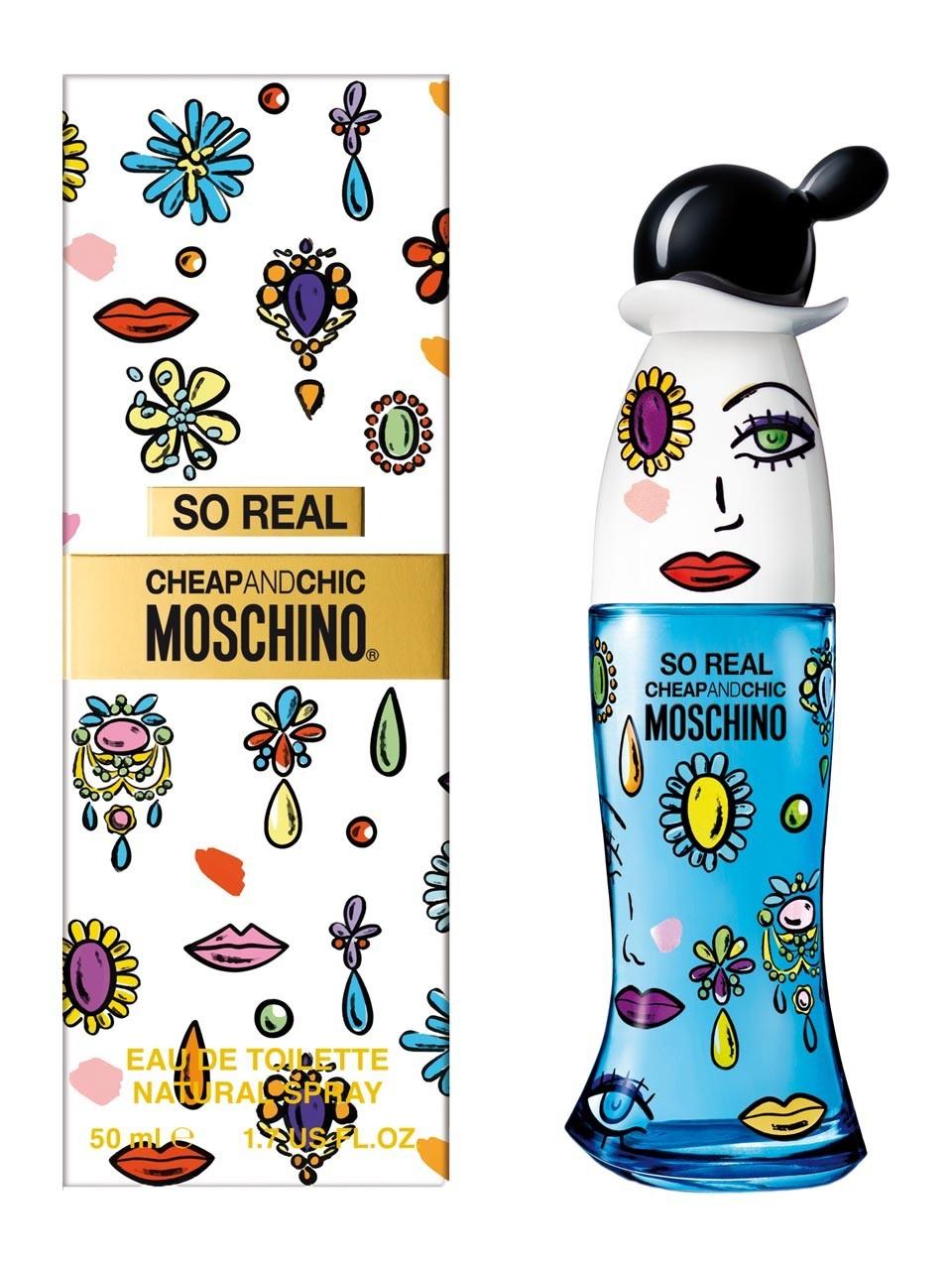 Moschino So Real Cheap & Chic аромат для женщин