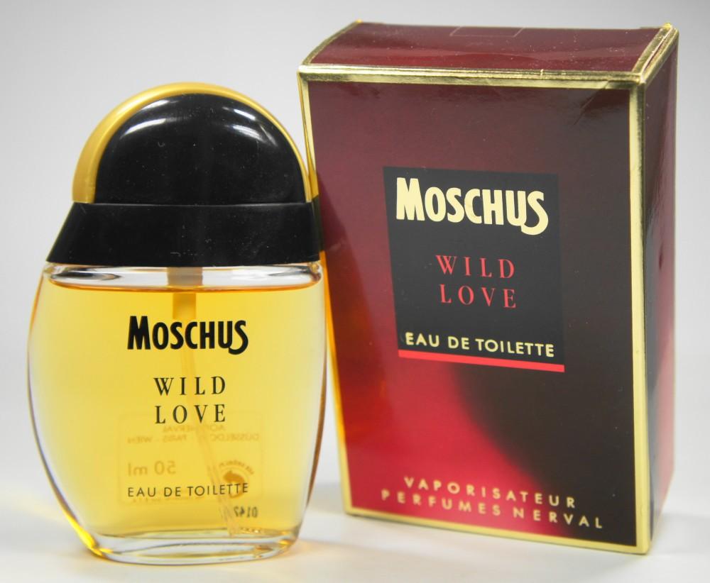 Wild love moschus Nerval Moschus