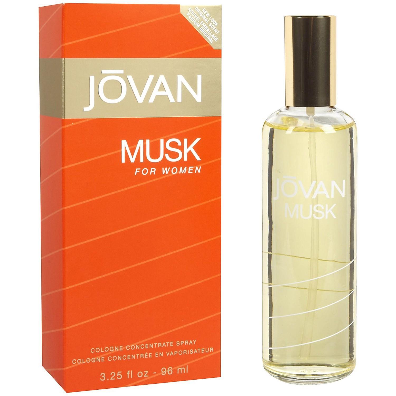 Jovan Musk аромат для женщин