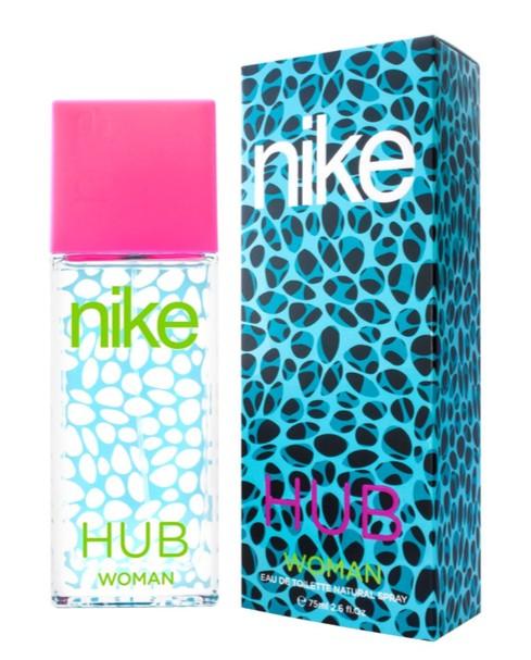 Nike Cosmetics Hub Woman аромат для женщин