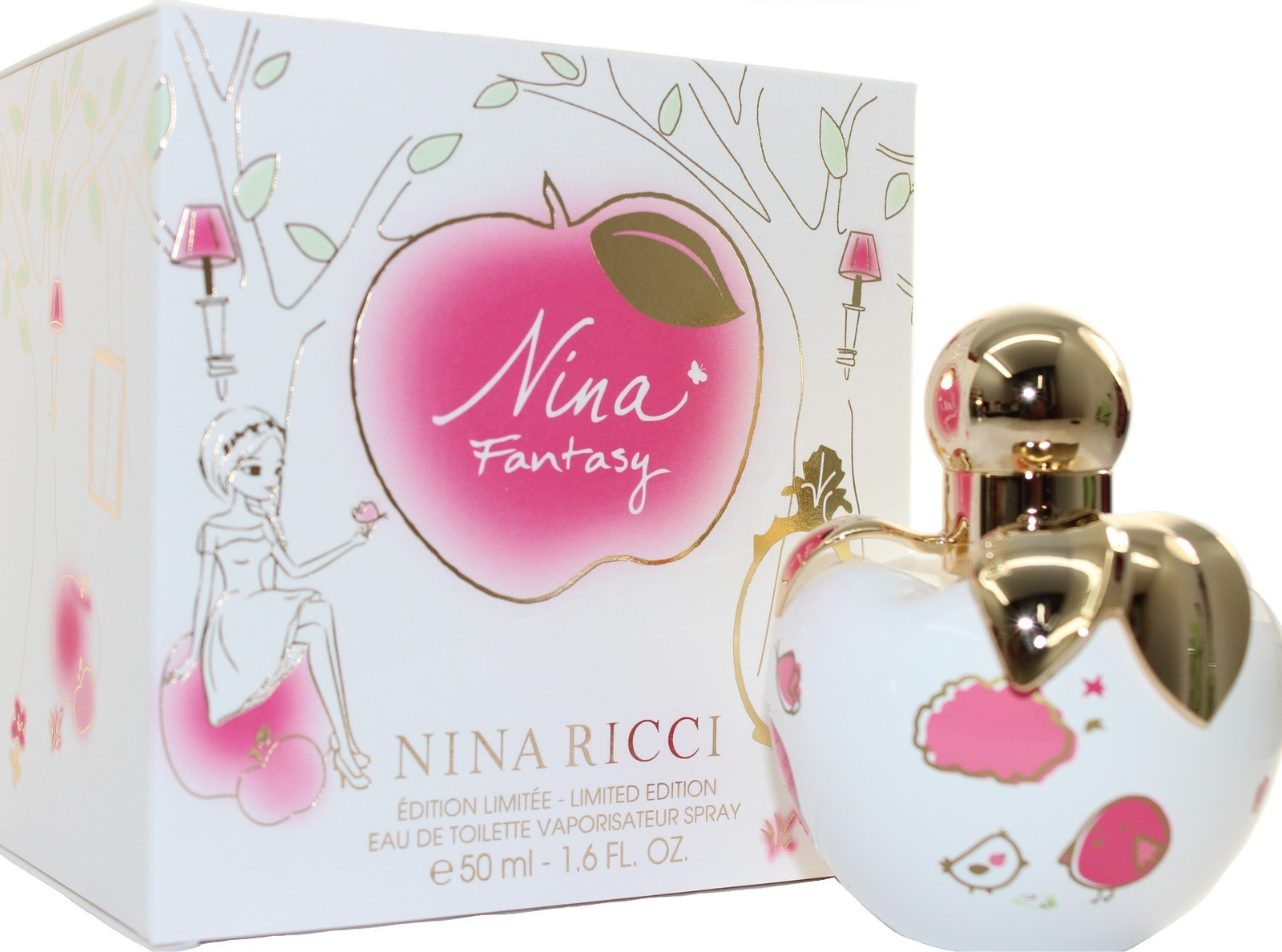 Nina Ricci Nina Fantasy аромат для женщин