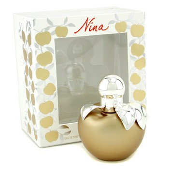 Nina Ricci Nina Gold аромат для женщин