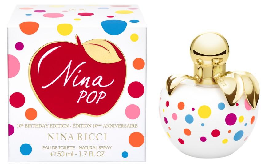 Nina Ricci Nina Pop аромат для женщин