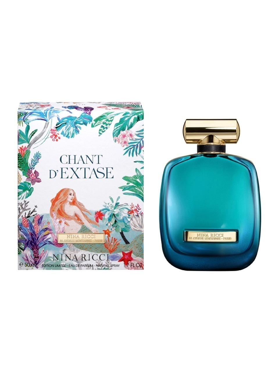 Nina Ricci Chant D'Extase аромат для женщин