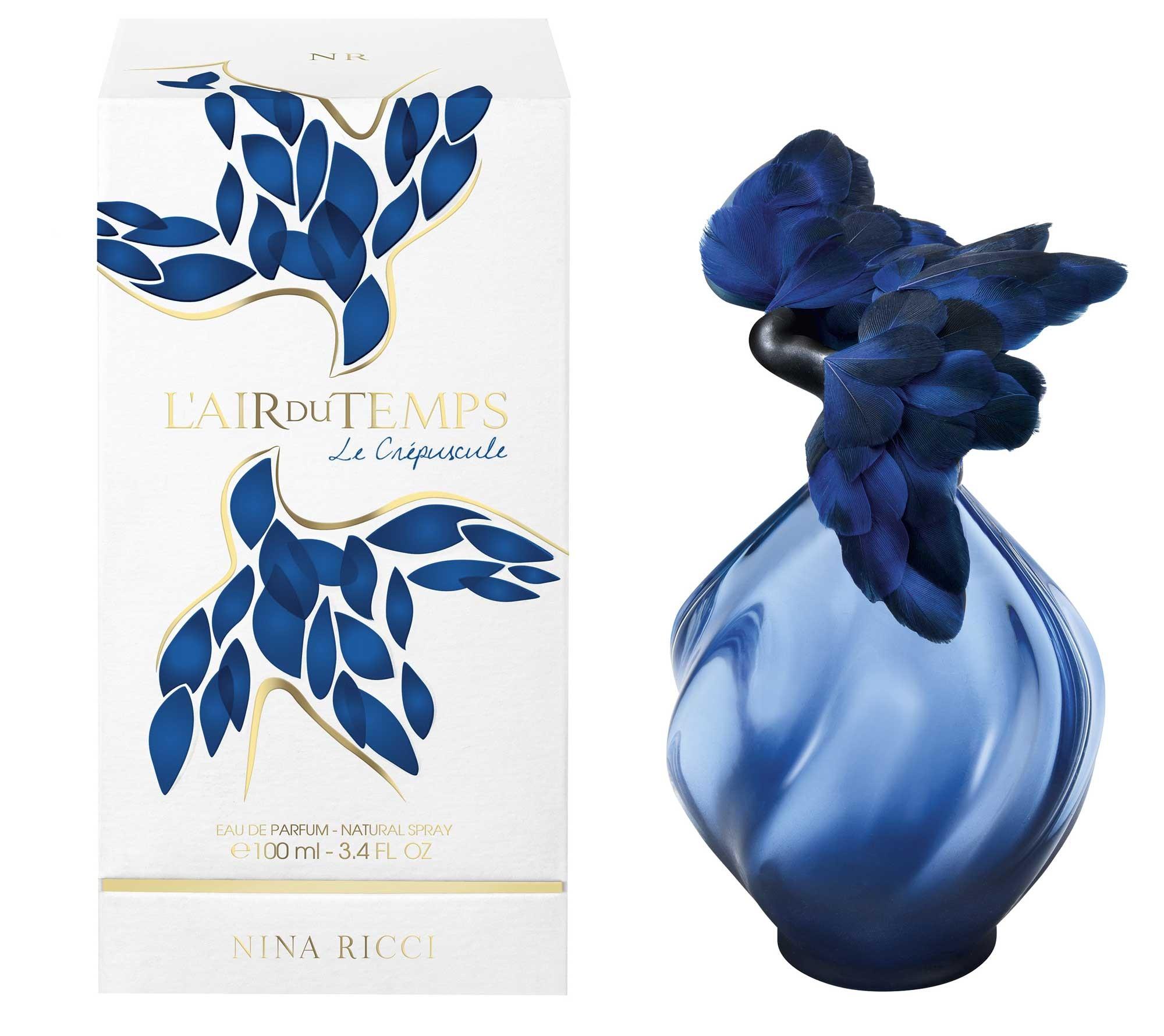 Nina Ricci L'air Du Temps Crépuscule аромат для женщин