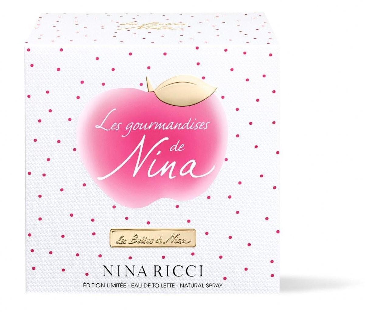 Nina Ricci Les Gourmandises De Nina аромат для женщин