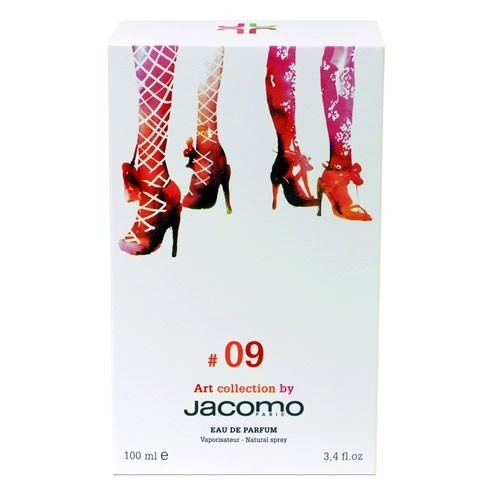 Jacomo #09 Art Collection аромат для женщин