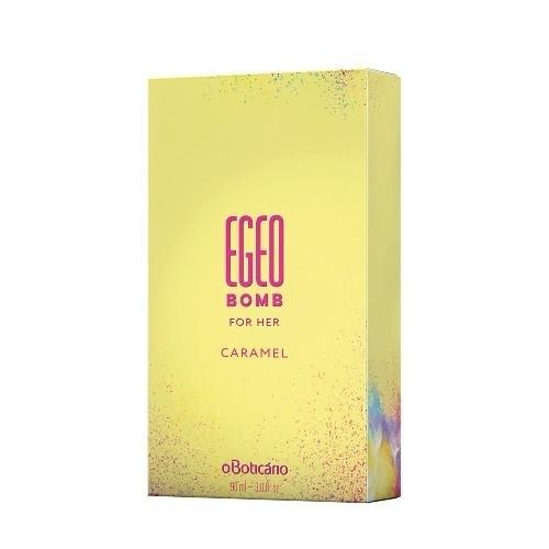 O Boticario Egeo Bomb Caramel For Her аромат для женщин