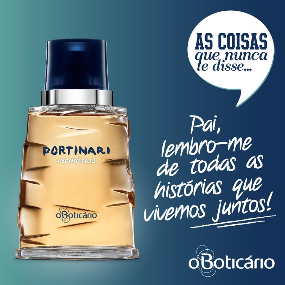 O Boticario Portinari Memórias аромат для мужчин