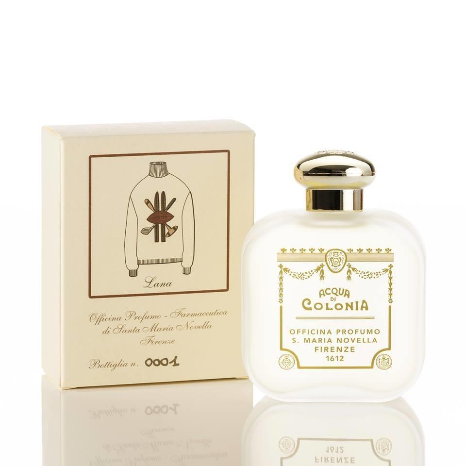 Santa Maria Novella Acqua Di Colonia Lana аромат для мужчин и женщин