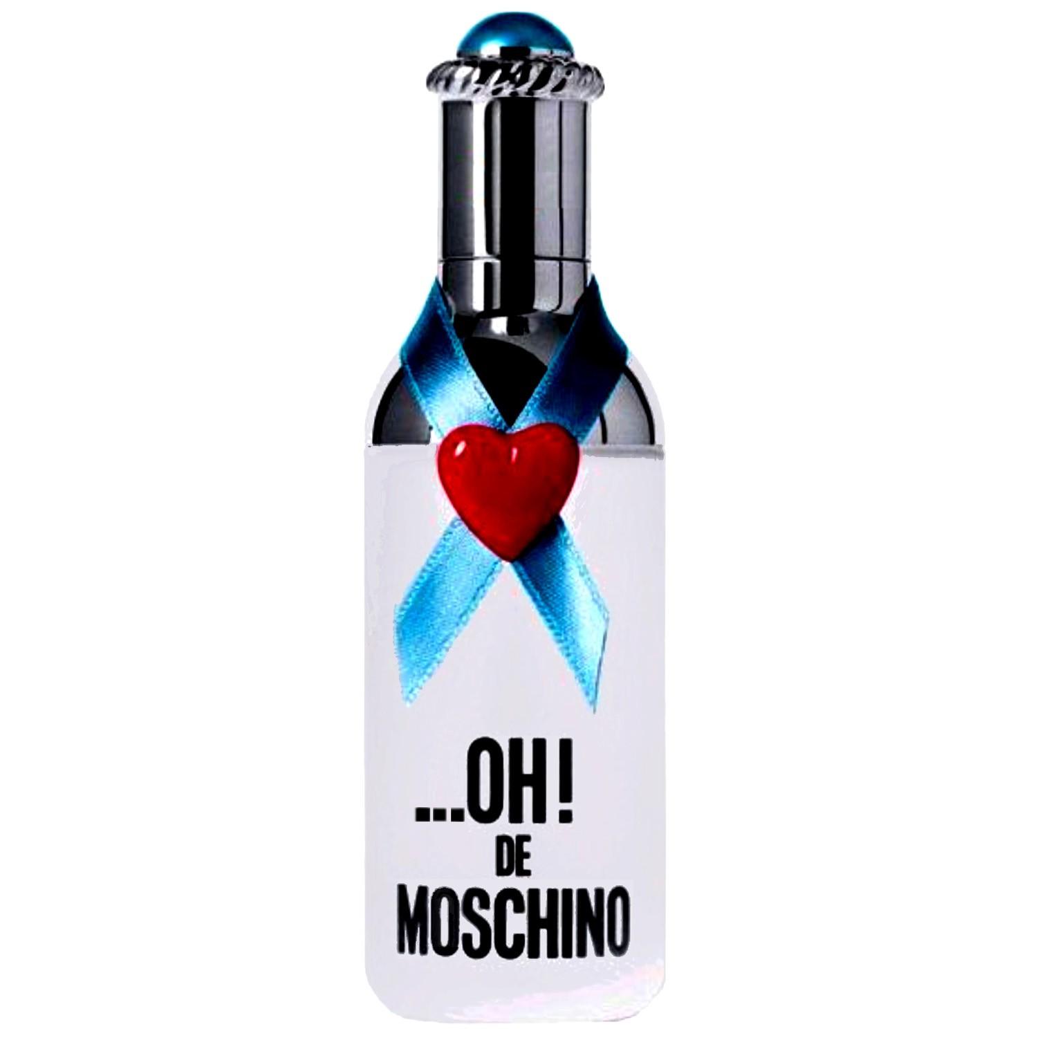 Oh! De Moschino аромат для женщин