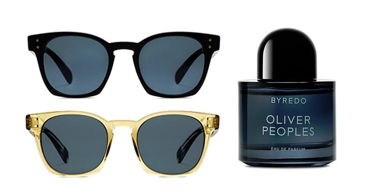 Byredo Oliver Peoples Bleu аромат для мужчин и женщин