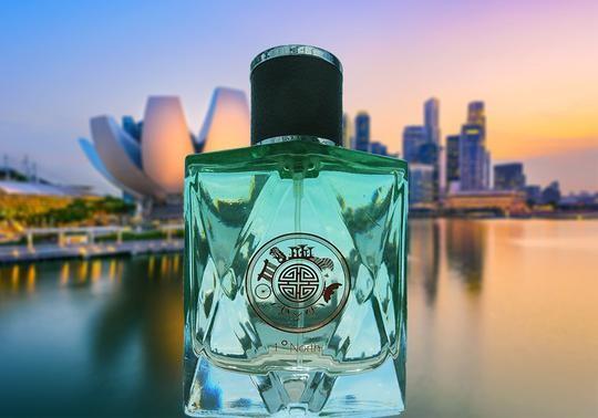 Singapore Memories One Degree North аромат для мужчин