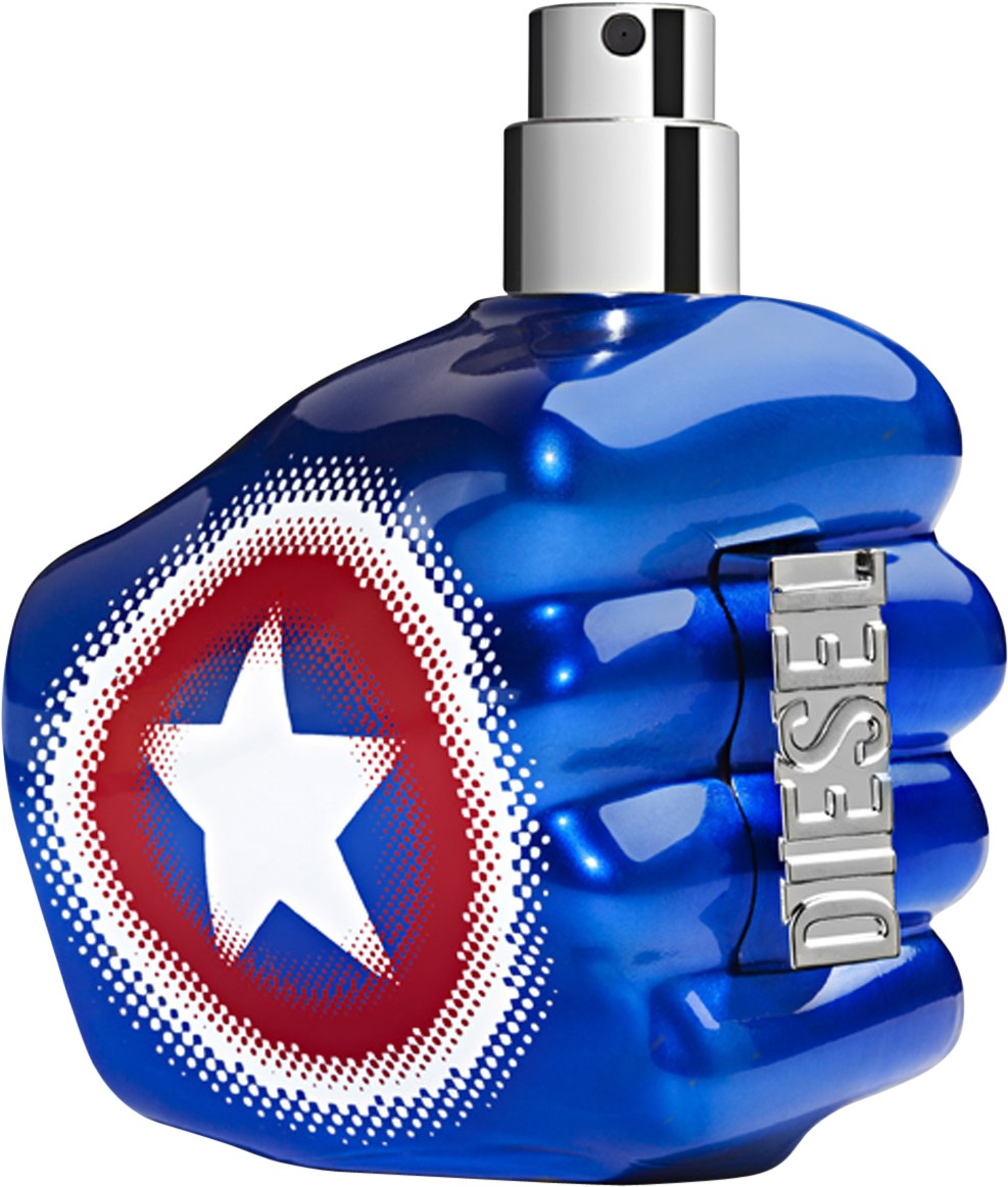 Diesel Only The Brave Captain America аромат для мужчин