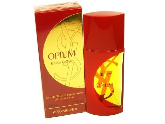 Yves Saint Laurent Opium Collector Edition 2008 аромат для женщин