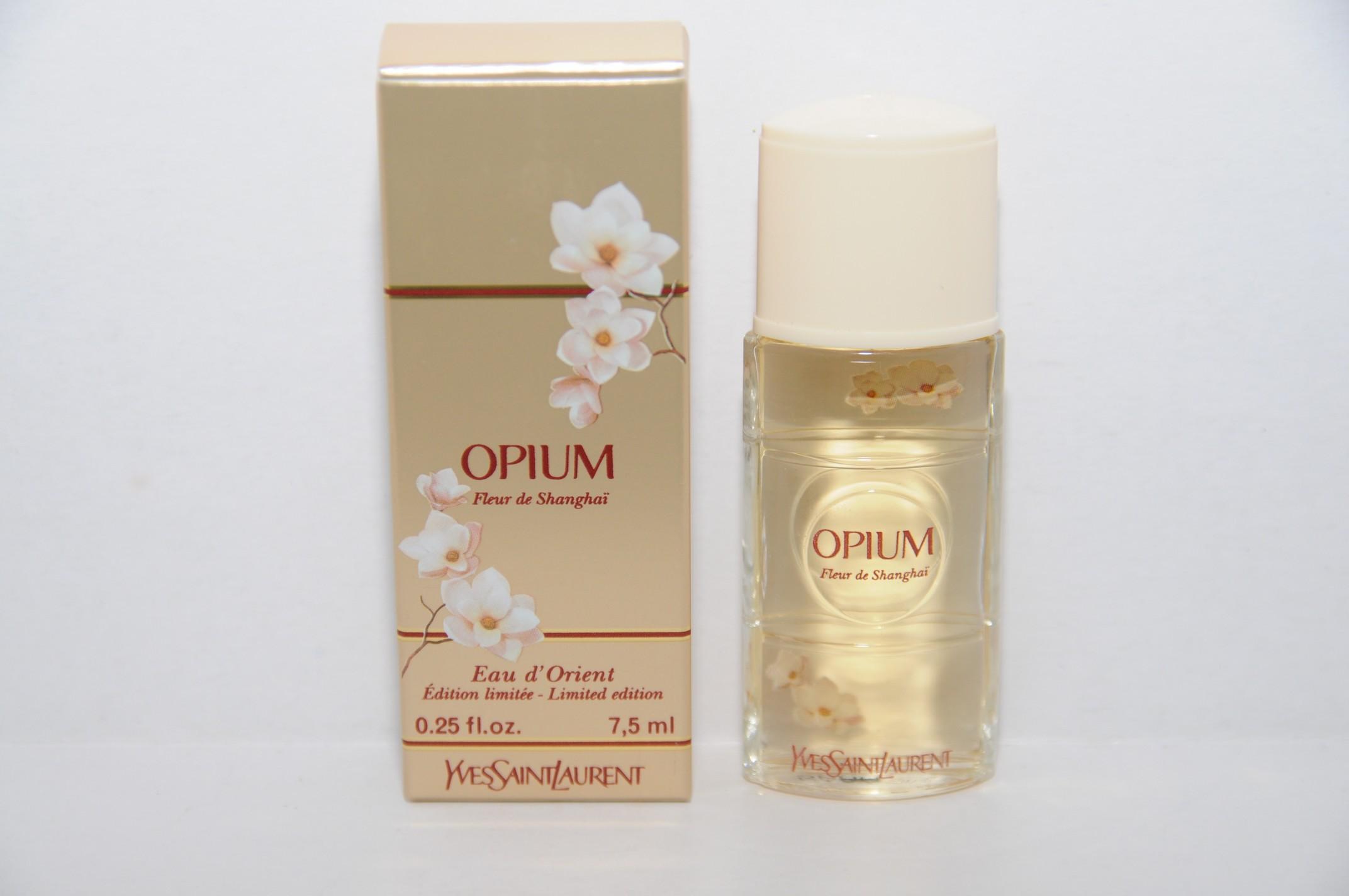 Yves Saint Laurent Opium Fleur De Shanghaï аромат для женщин