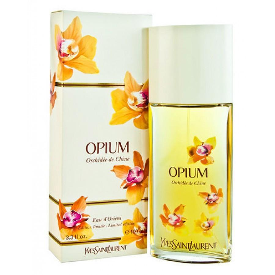 Yves Saint Laurent Opium Orchidée De Chine аромат для женщин