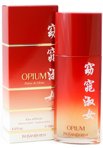 Yves Saint Laurent Opium pour Femme Poesie de Chine аромат для женщин
