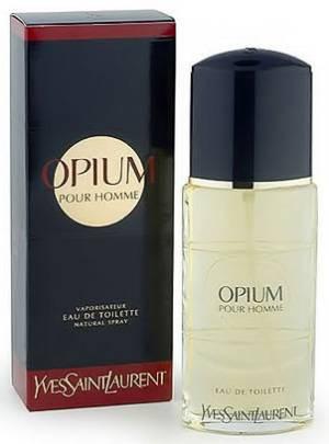 Yves Saint Laurent Opium pour Homme аромат для мужчин
