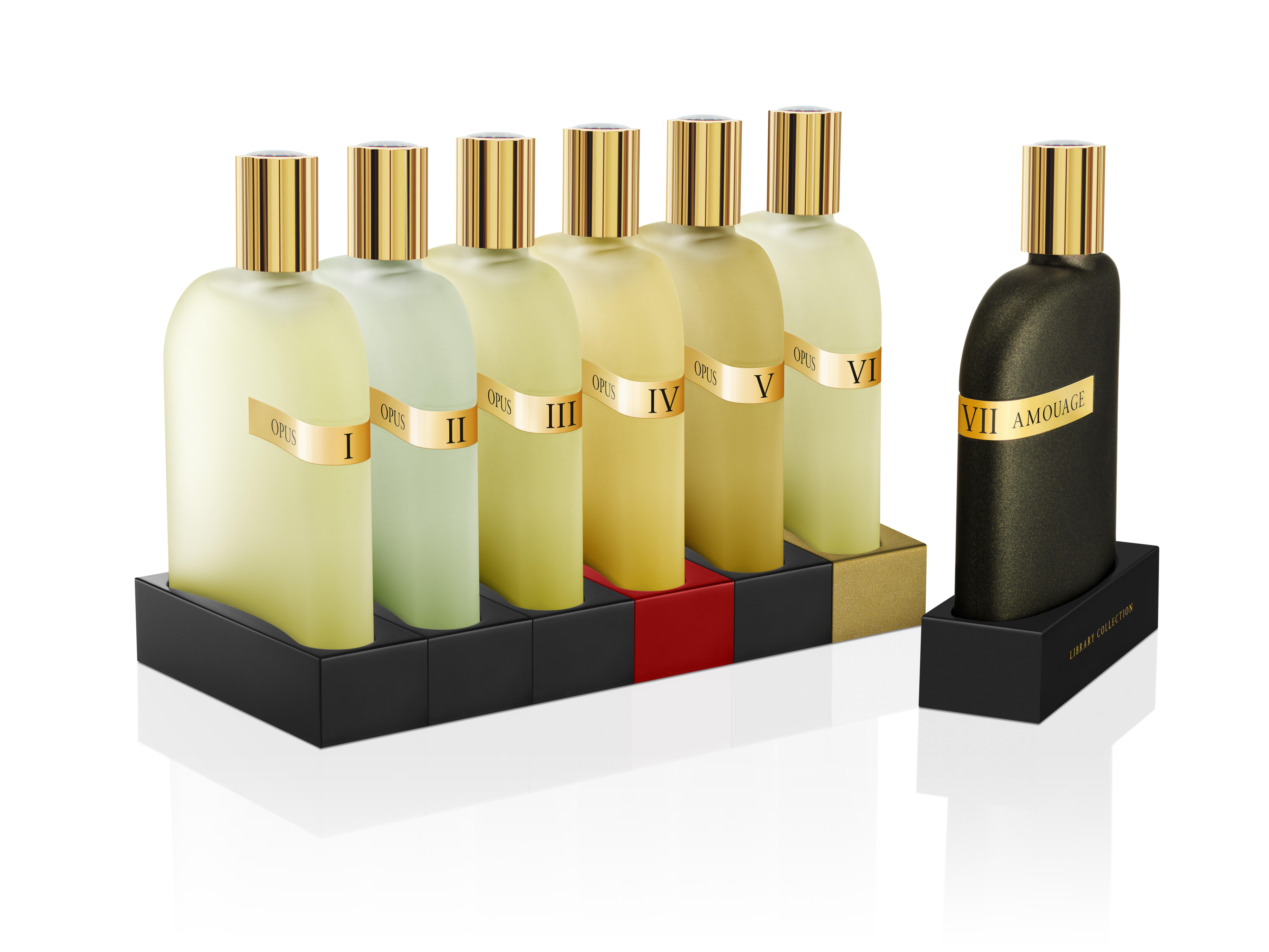 Amouage Opus VII аромат для мужчин и женщин