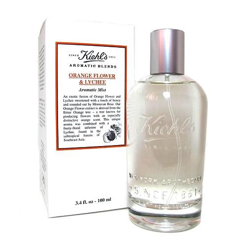 Kiehl`s Orange Flower & Lychee аромат для мужчин и женщин