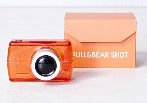 Pull and Bear Orange Shot аромат для мужчин и женщин