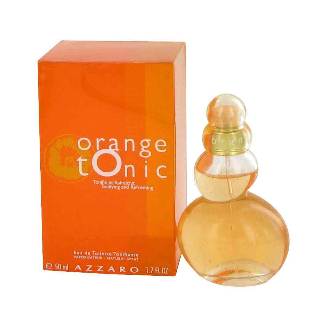 Azzaro Orange Tonic аромат для женщин