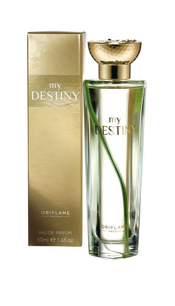Oriflame My Destiny аромат для женщин