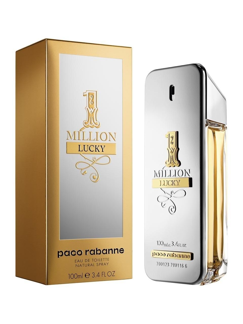 Paco Rabanne 1 Million Lucky аромат для мужчин