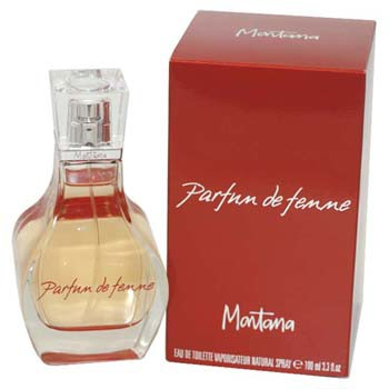 Montana Parfum de Femme аромат для женщин