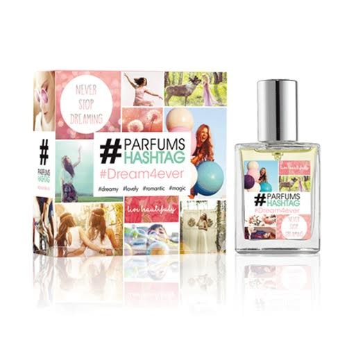 Parfum Hashtag #dream4ever аромат для женщин