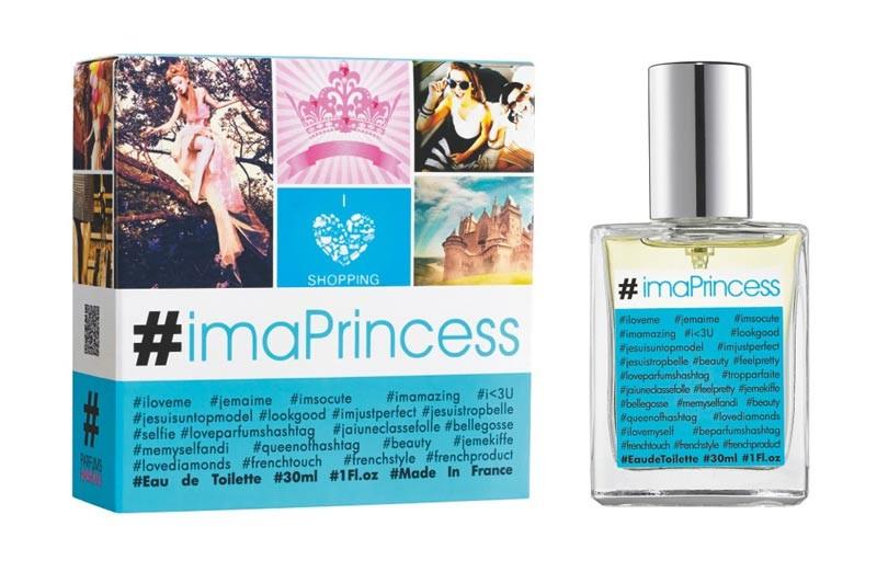 Parfum Hashtag #imaPrincess аромат для женщин