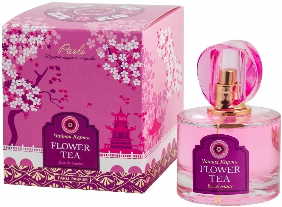 Parli Flower Tea аромат для женщин