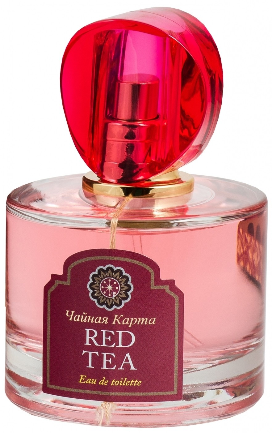 Parli Red Tea аромат для женщин