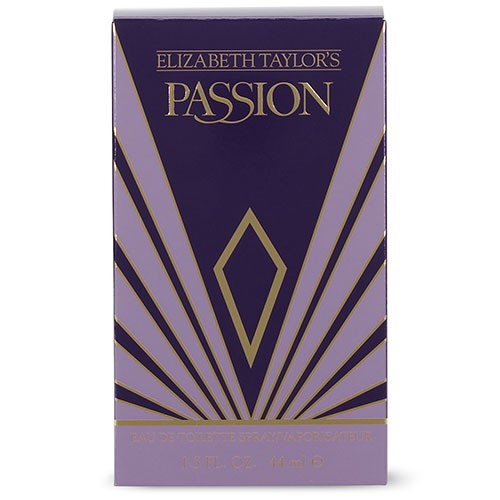 PASSION Elizabeth Taylor аромат для женщин