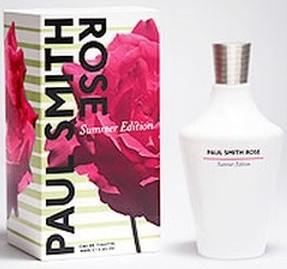 Paul Smith Rose Summer Edition 2009 аромат для женщин