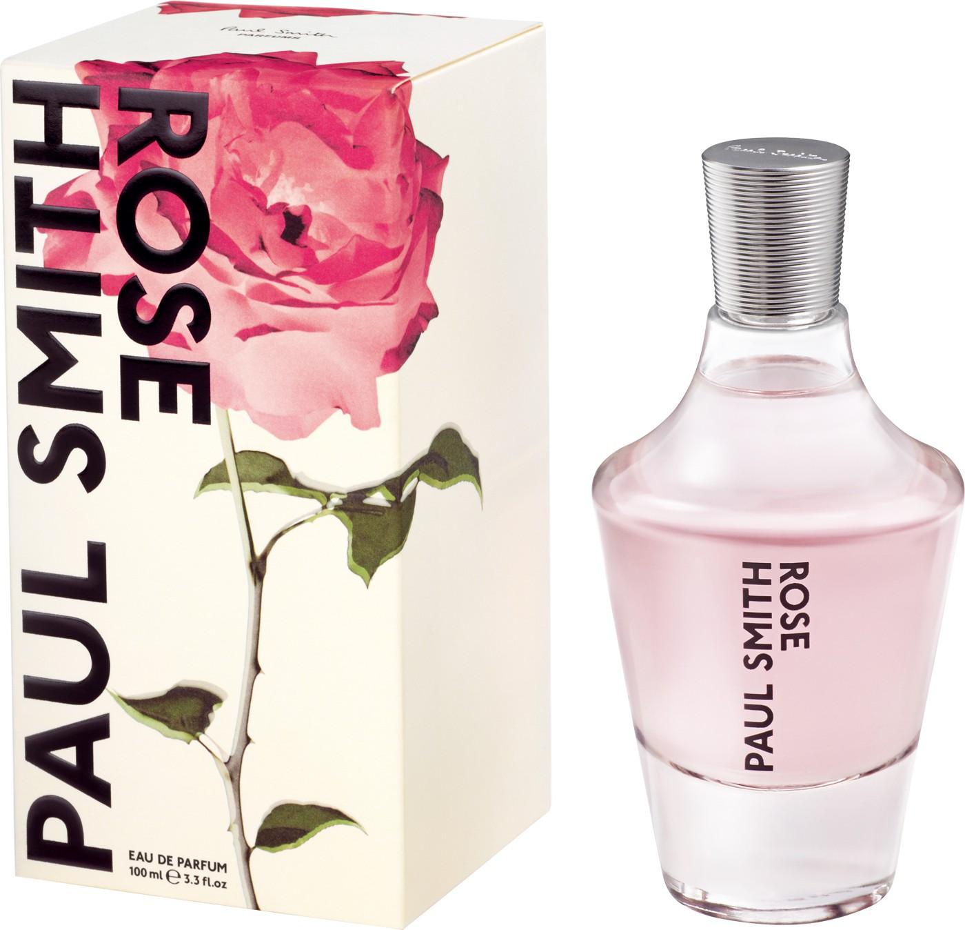 Paul Smith Rose аромат для женщин
