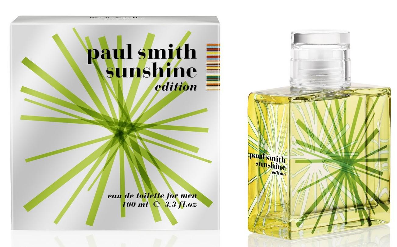 Paul Smith Sunshine Edition for Men 2010 аромат для мужчин