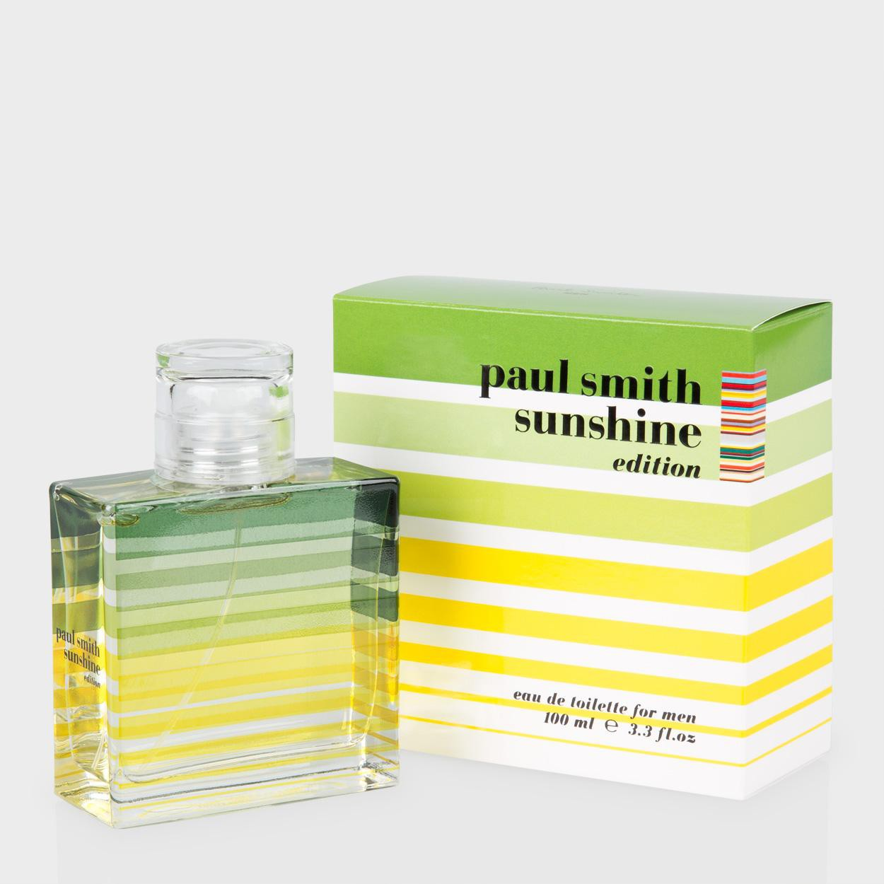 Paul Smith Sunshine Edition for Men 2013 аромат для мужчин