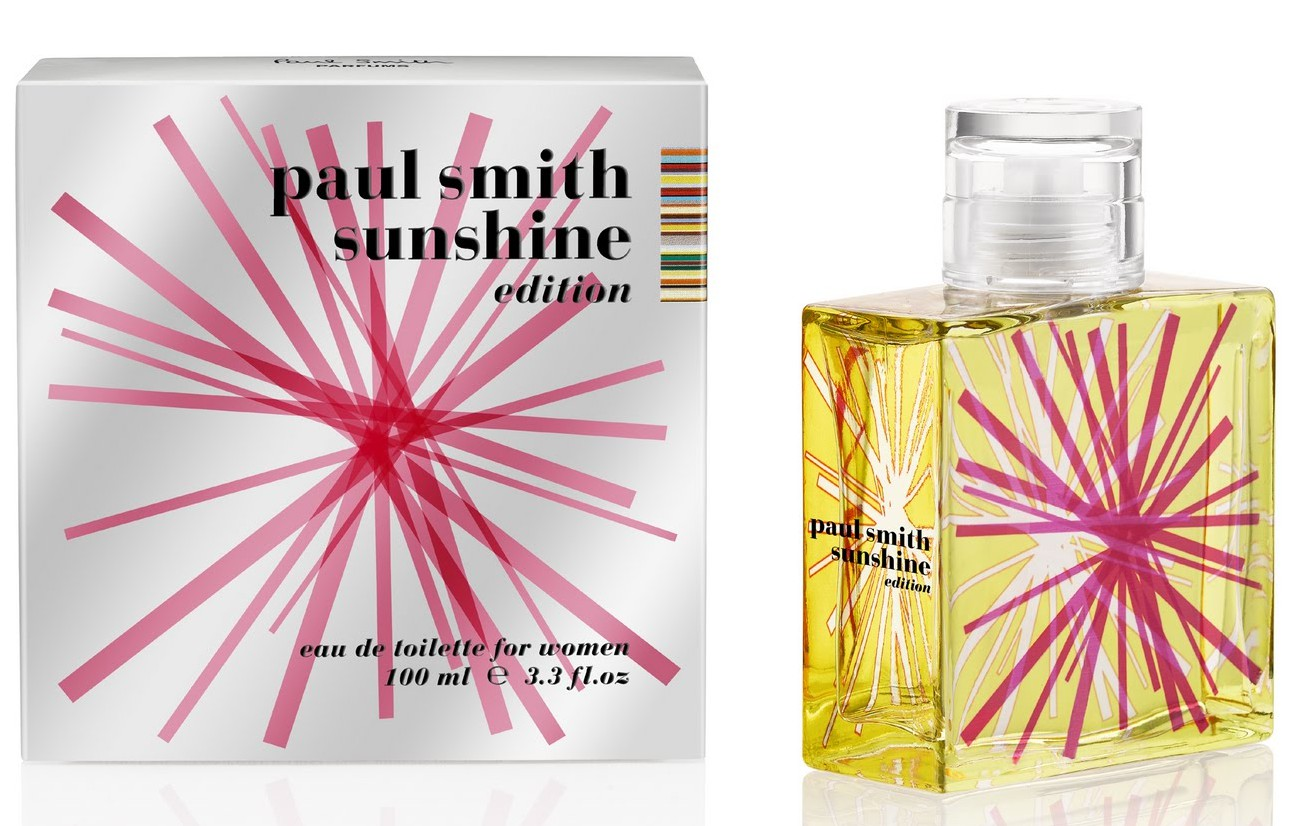 Paul Smith Sunshine Edition for Women 2010 аромат для женщин