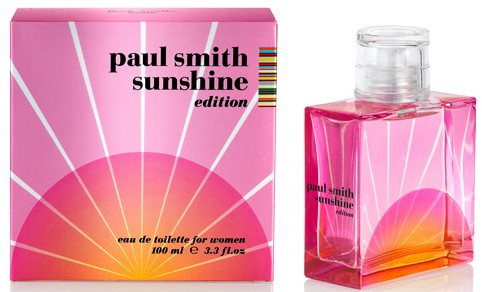 Paul Smith Sunshine Edition for Women 2012 аромат для женщин
