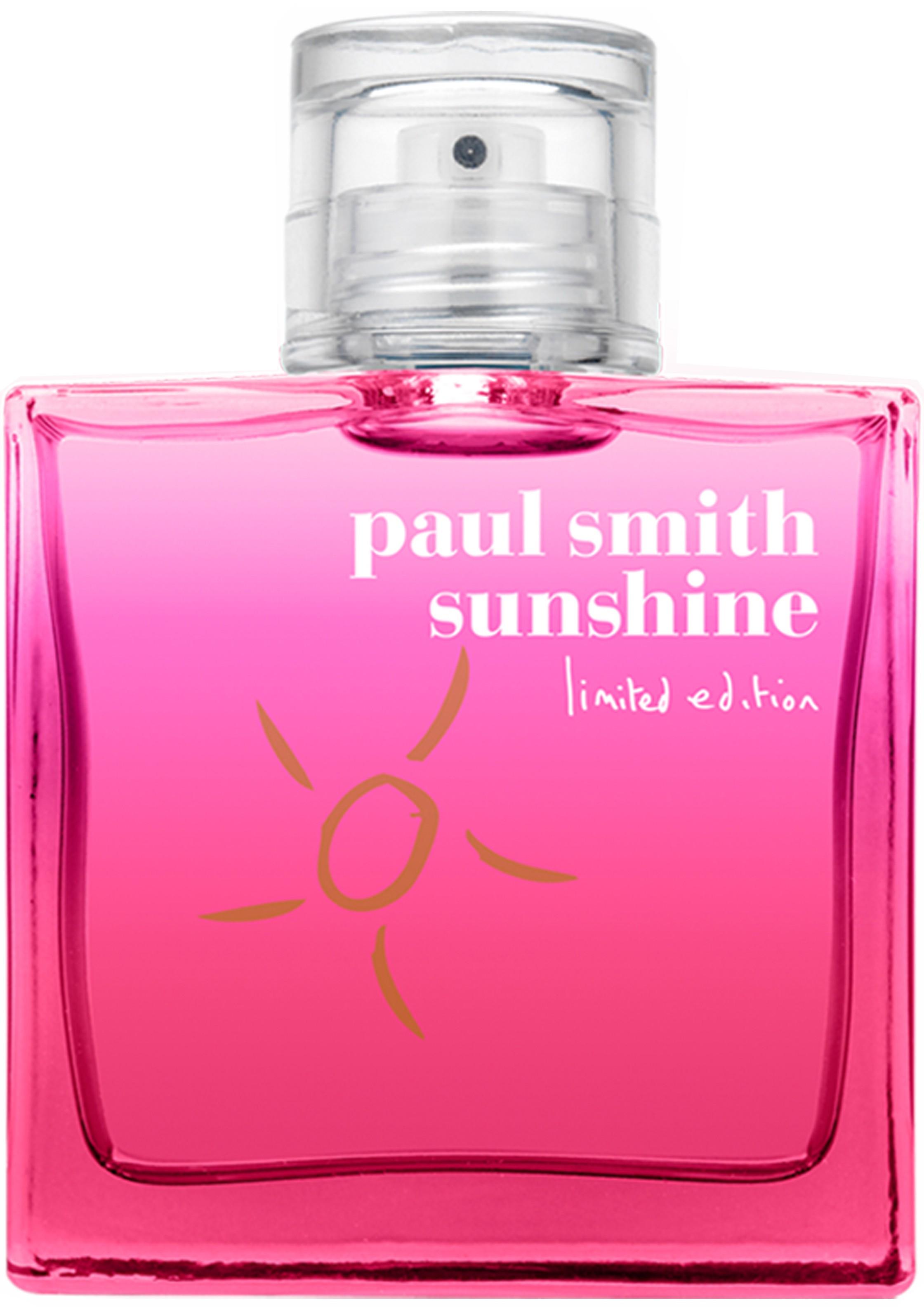 Paul Smith Sunshine Edition For Women 2014 аромат для женщин