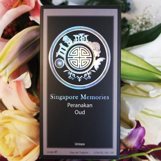 Singapore Memories Peranakan Oud аромат для мужчин и женщин