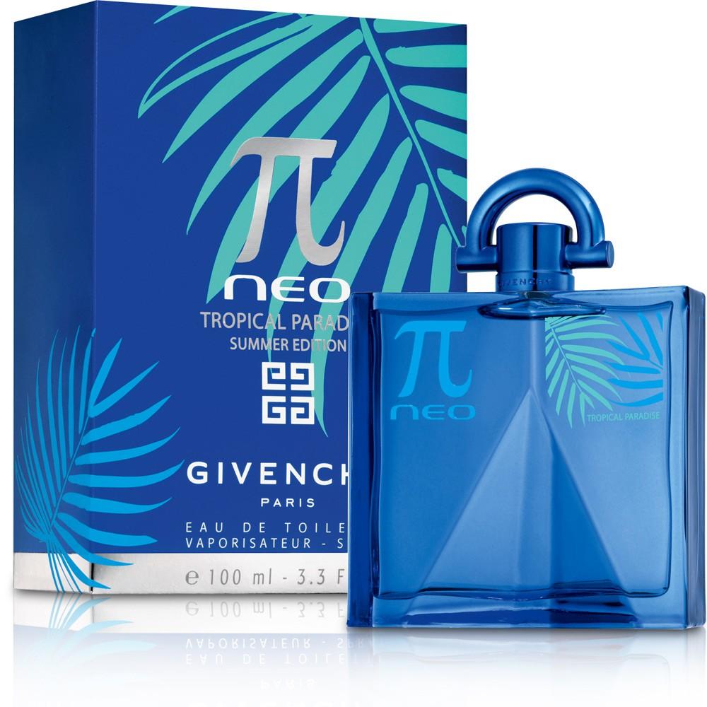 Givenchy Pi Neo Tropical Paradise аромат для мужчин